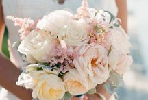 Summer Inspired Wedding - June 2014 / A summer wedding for the mordern chic bride!  Color scheme: blush pink, gold and ivory.