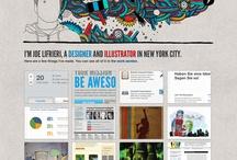 Webdesign Showcase / Showcase of beautifully designed websites.