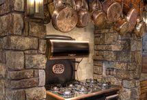 Kitchen & Cook Stove