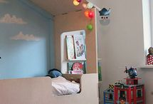 Girls Bedroom / I have to create, make and follow through!!!