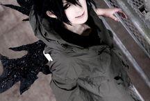 Cosplay Tokyo Ghoul