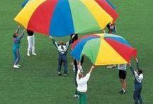 jeu du parachute
