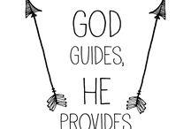 God, Faith, Love / Inspirational messages, scripture