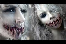 Zombie Makeup / Inspiration for zombie-themed events