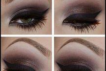 avond makeup