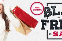 Black Friday Holiday Shopping