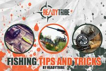 Fishing Tips and Tricks / Here you will find some great fishing tips & tricks from the ReadyTribe crew & other fishing pinnners.
