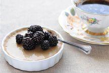 Desserts - Panna Cotta