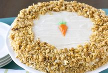 Carrot Cake / by Emma Hawes