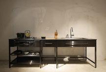 キッチン / オリジナルブランドのキッチンと、キッチン周辺のアイテムを紹介します。