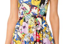 ADVENTURE TIME CLOTHES!!!