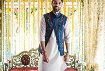groom dresses for sangeet n mehendi