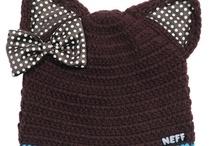 Crochet Hats / by Nikita Bucholtz
