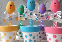 Easter Spring DIY Crafts - Home Decor / DIY Crafts & Home Decor for Easter Spring St Patrick's Day