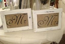 Wedding Signs / The signs in this album were created by The Wedding Hub.  All items are customizable and are available in our ETSY shop.  We accept all custom orders if you would like different colors, sizes or customizations. / by The Wedding Hub