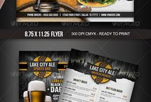 Flyer GRILL A6