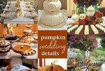 WEDDINGS: Fall & Autumn Inspiration / Boston Wedding Planner Donna Kim of The Perfect Details Pinterest Board of fall & autumn Inspiration for your wedding!