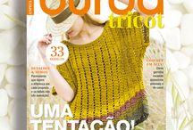 Burda tricot - primavera/verão 2015