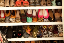 Shoe and Handbag Closet / by marion S