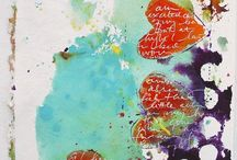 Art Journal Inspiration / by Linda Eneman