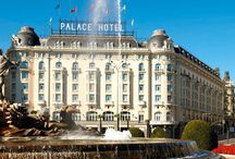The Westin Palace - Madrid / Located in the heart of the Spanish capital, and within walking distance of prestigious museums and shopping district, The Westin Palace Madrid has been the choice for discerning guests seeking a base in which to relax, celebrate or do business in Madrid for over a century.