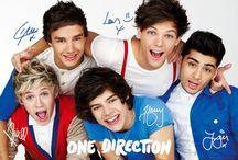 One Direction <3 <3 <3..