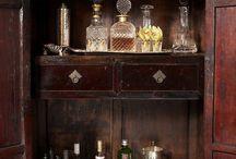 Drinks? / Display of all drinks nice...