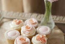 floral romantic sweets