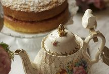 Teas/Tea Sets & Pots & Mugs