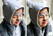 Face Painting Reference