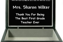 teacher gifts / Teacher gifts and teacher gift ideas