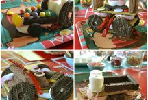 Sugar rush/wreck it Ralph bday / What we plan on doing for our girls' birthday this year / by Krista Delperdang