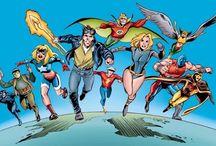 Comics / by Jim Yates