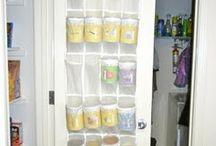 Home store organization