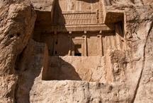 Iran monuments