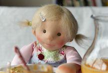 ♥ doll & teddy ♥