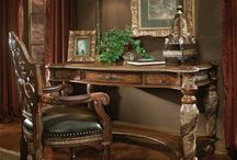 """""""Working Beautifully"""" / Home Offices With Elegance!"""