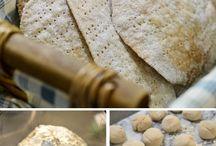 Nekvašený chléb