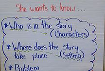 Anchor Charts / by Shelby Castleberry