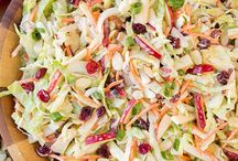 salade mêlées