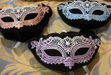 Maschere / Collezione maschere Nicoalo Atelier