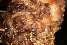 Lamb & other unusual meat recipes / by Ashley Wakin