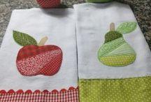applique  frutta
