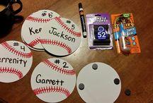 Baseball / by Rachel Fulkerson