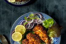 Food / Chicken tandoori