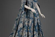 1730s Fashions
