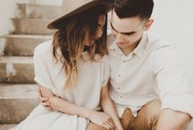 약혼 사진