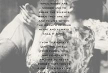 Love / by Cindy Spoerl