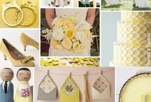 Z&J (Yellow wedding at castle) / Wedding ideas for Zuzka´s wedding