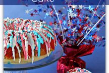 A Festive Fourth of July / Patriotic recipes to make your Independence Day celebration a winner. / by Flavor 574
